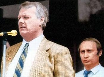 """Болдырев — Авену """"…прошу Вас не рассматривать вопрос о назначении Путина В.В. на какие-либо должности…"""""""