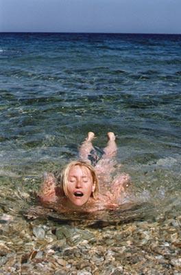 Жанна Агалакова. На море и дома