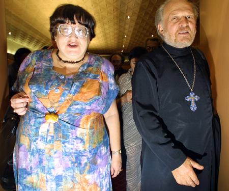 Валерия Новодворская. Шокирующее фото