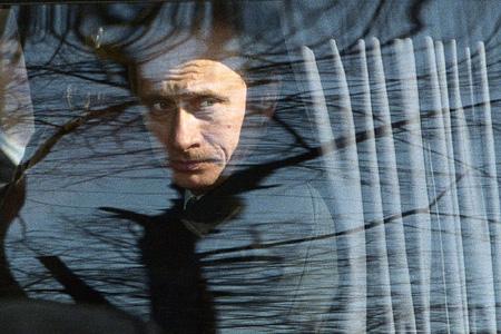 Путин в неофициальной обстановке