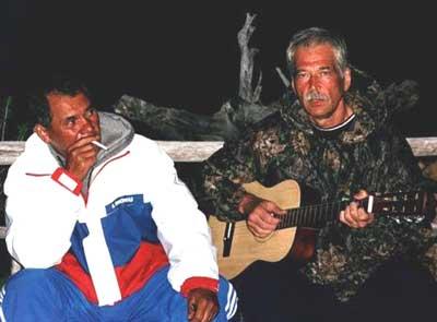 Сергей Шойгу и Борис Грызлов