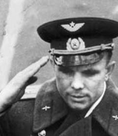Как Юрий Гагарин держал удар