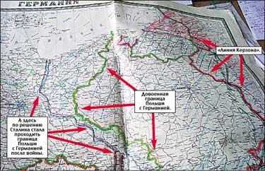 Как Сталин перекроил Европу