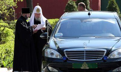Патриарх Кирилл (Владимир Михайлович Гундяев). Досье