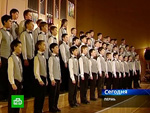 """Хор исполняет """"Мурку"""" (Видео)"""
