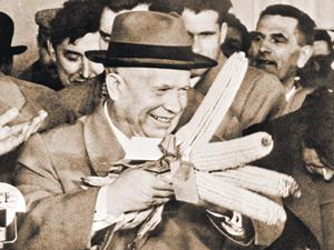 Жена штопала Хрущеву носки, даже когда он стал главой СССР