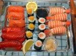 Суши в Москве готовят из рыбы второй свежести