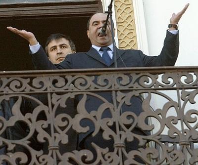 Саакашвили Михаил Николозович. Досье