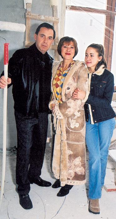 Мужья и любовники Любы Успенской (Фото)