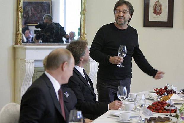 Шевчук Юрий Юлианович. Досье