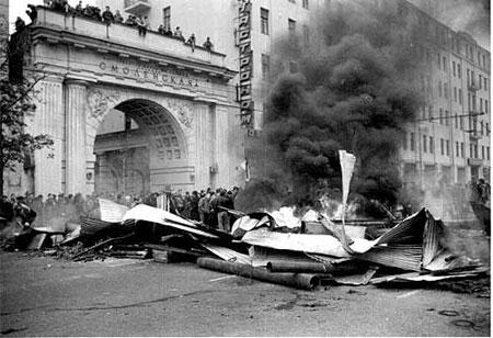 Тайны расстрела Белого дома в октябре-93
