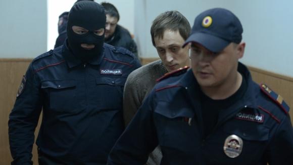 Павла Дмитриченко в Мещанском суде избили полицейские в масках