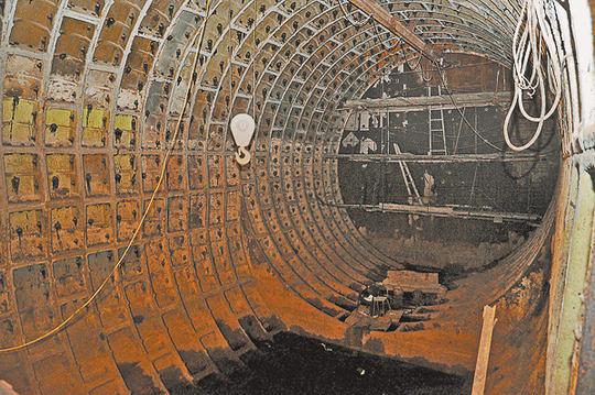 Тайны подземного города