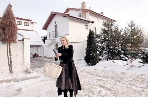 """Любовница Березовского: """"Боря был скупердяем"""""""