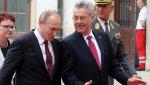 Слова австрийца об Украине рассмешили Путина (Видео)